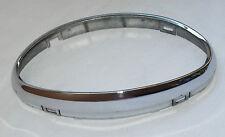 Vespa ET ET2 ET4 125 - cromo ring per faro fanale manubrio - Piaggio 560671