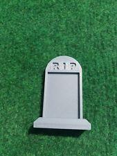 PLAYMOBIL 3D croix pierres tombales R.I.P WESTER Halloween vampire MÉDIÉVAL 1900