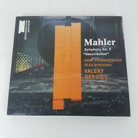 "Gustav Mahler Symphony No. 2 ""Resurrection"" CD (2016) MUNCHNER PHILHARMONIKER"