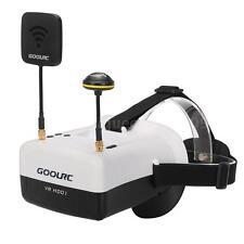 GoolRC VR HD01 5.8G 5645-5945MHz Duo Antennas FPV Goggles Video Glasses P5T9