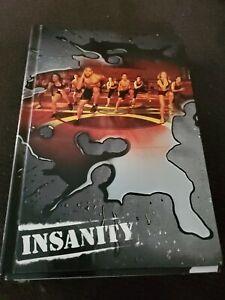 Insanity Body Workout Program BeachBody 10 DVD Complete Set 2012 Shawn T