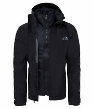Giacca Uomo The North Face Inverno 37fijk3 Naslund Triclimate Black L Non applicabile