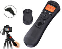 JINTU MC-36R C3 Wireless Timer Remote Shutter Release for Canon 5D mark II 7D 1D