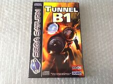 Tunnel B1 Sega Saturn Pal Ita Multilanguage Full