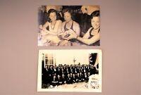 Lote de 8 fotos antiguas, surtidas (ver fotos )
