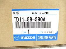 Genuine OEM Mazda TD11-58-590A Passenger Front Window Regulator 2007-2015 CX-9