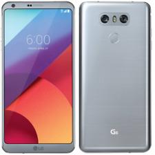 """Débloqué Téléphone Android 7.0 LG G6 H871 32GB AT&T 5.7"""" 4GB RAM 4G LTE - Gris"""