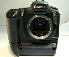 Canon EOS 10D 6MP Digital SLR Camera (Body Only) with BG-ED3 battery grip