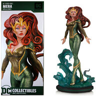 DC Cover Girls ~ MERA LIMITED EDITION STATUE by Joelle Jones ~ DC Collectibles
