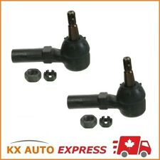2X FRONT OUTER TIE ROD END FOR CADILLAC SEVILLE 1999 2000 20001 2002 2003 2004