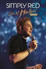 SIMPLY RED - LIVE AT MONTREUX 2003 (BLU-RAY)   BLU-RAY NEW!