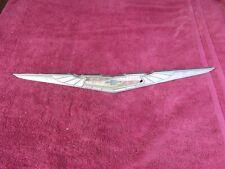 GM Chevy Bowtie Eagle Chrome Vintage Trim Emblem Badge Red/White/Blue Corvair 60