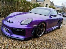 Accessories - Porsche Cayman GT4 Style Body Kit