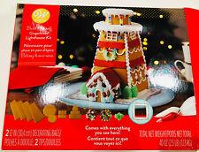 Wilson Gingerbread House Lighthouse Kit