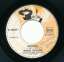 """VINCE TAYLOR 45 TOURS 7"""" FRANCE MY BABE"""