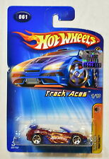 HOT WHEELS 2005 TRACK ACES 1/10 TRAK TUNE #061 FACTORY SEALED