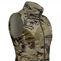 Under Armour Storm Ridge Reaper Barren Camo Women Vest 1343318 999 Small