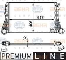 8 ML 376 723-541 HELLA Intercooler Caricabatterie