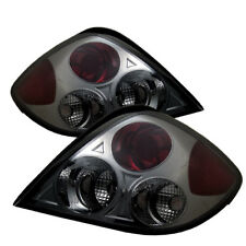 Fit Hyundai 03-05 Tiburon Smoke Euro Style Rear Tail Lights Lamp Set GS GT SE