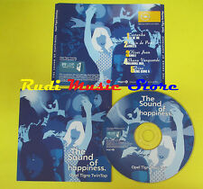 CD THE SOUND OF HAPPINESS compilation COSTARIKA DE PONTI DINO (C9) no lp mc dvd