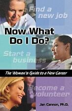 Now What Do I Do?: The Woman's Guide to a New Career (Capital Ideas fo-ExLibrary