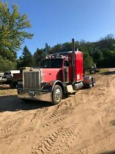 1991 Peterbilt 379 Semi Tractor / 549K Miles / Sleeper / 3406 B