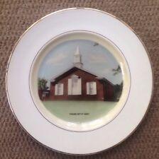 1950s HIGHLAND BAPTIST CHURCH PLATE, DEEP CREEK BOULEVARD, PORTSMOUTH, VA