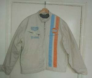 Dakota Grand Prix Gulf Le Mans Originals  Jacket size L