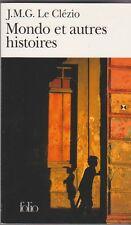 Mondo Et Autres Histoires - Jean-marie Gustave Le Clezio