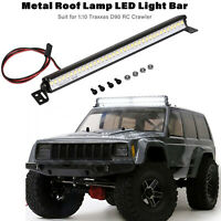Ldach LED-Lichtleiste Lampe für 1/10 TRAXXAS TRX4 D90 SCX10 ii GEN8 RC Crawler