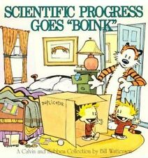 "Calvin and Hobbes Ser.: Scientific Progress Goes ""Boink"" by William Watterson..."