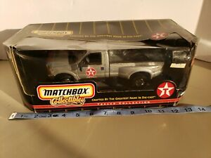 Matchbox Collectibles 1999 Ford F-350 Super Duty Texaco DieCast 1:18