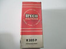 RYCO R205P JAGUAR 57 - 72 2.4L 3.4L 3.8L PERKINS L4 P4 OIL FILTER
