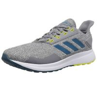 Men Adidas Duramo 9 Running/Athletic/Lifestyle Shoes Gray/real Teal/White BB6920