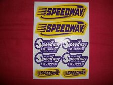 Speedway Motors Sticker Decal
