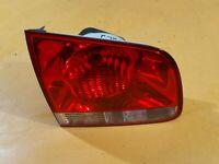 VW TOUAREG 2002-07 - PASSENGER N/S REAR LEFT INNER TAILGATE LIGHT LAMP