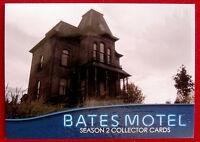 BATES MOTEL Season 2 - COMPLETE PROPERTY CHASE SET (9 cards) - BP1 - BP9
