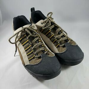 Shimano SPD Brown/Tan Mountain Biking/Cycling Shoes Men's Size 11.5 SH-MO33