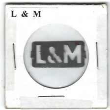 L&M Chewing Tobacco Tag L108 Liggett & Myers