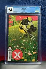 X-Men #2 CGC 9.8 1st appearance High Summoner 1:25 Martin Incentive Variant