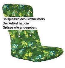 Auflage Polsterauflage Baumwolle fuer Relaxliege 175x50cm Modell 700
