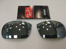 Lentes Ray-Ban Rb8305m Mirror Silver Polarized Replacement lenses Rb8306 Rb8305