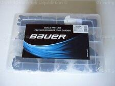 Bauer Hockey Goalie Hardware Box Kit 1041639! Ice Roller Repair Helmet Pads Fix