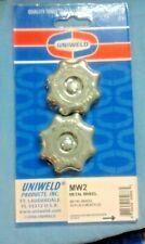 UNIWELD, Metal Wheel Handle Kit, For the 2 Valve Manifold, #MW2, Gauge Set Parts