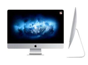 "Apple iMac 27""  i7  3.5GHz  32GB 1TB SSD 100% Refurbished Get OSX 2019! Warranty"