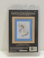 Dimensions Twilight Angel  6711 Gold Collection Petites Cross Stitch Kit - NEW