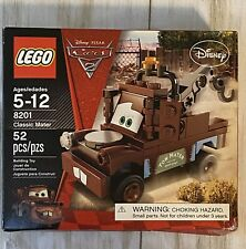 LEGO 8201 Classic Mater from the Disney Cars 2 Series of LEGO. Read Description!