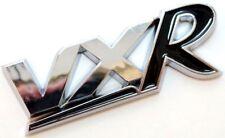 VXR Badge Chrome & Black Corsa D Astra H Boot Tailgate Opel Vauxhall Custom