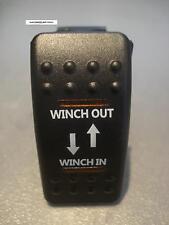 INCH ROCKER SWITCH AMBER IN CAB ARB GQ 80 HILUX JEEP TOYOTA NISSAN WARN GQ 4X4