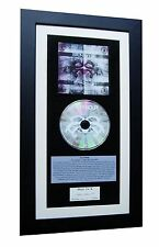 STONE SOUR Audio Secrecy CLASSIC CD TOP QUALITY FRAMED+EXPRESS GLOBAL SHIPPING!!